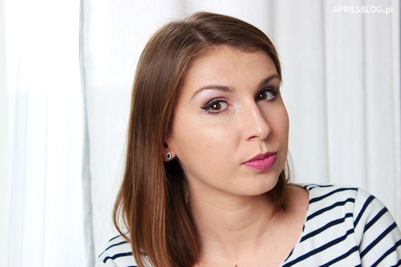 rozświetlający makijaż lirene