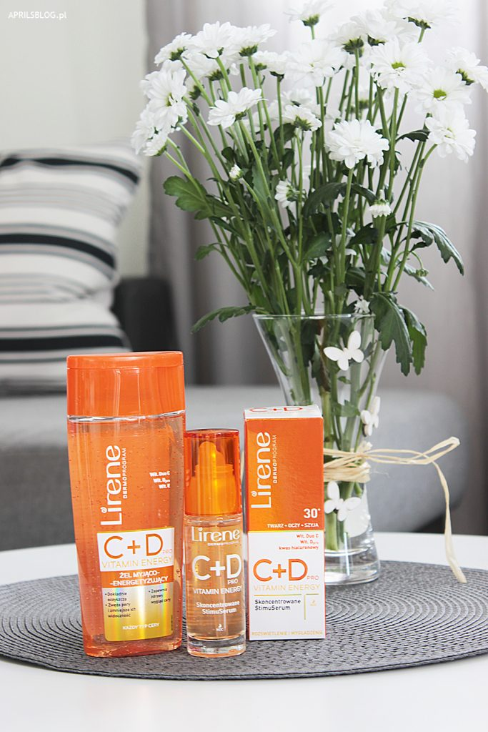 c+d pro vitamin energy lirene opinie