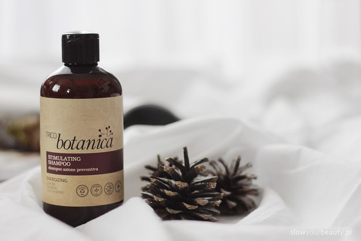 trico botanica energia szampon